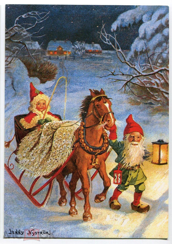 Картинки с рождеством финским, открытки