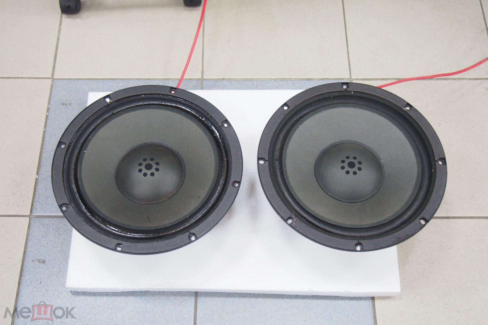 SANSUI W-150 динамики 30 см, низкочастотные, высокочувствительные, Япония.