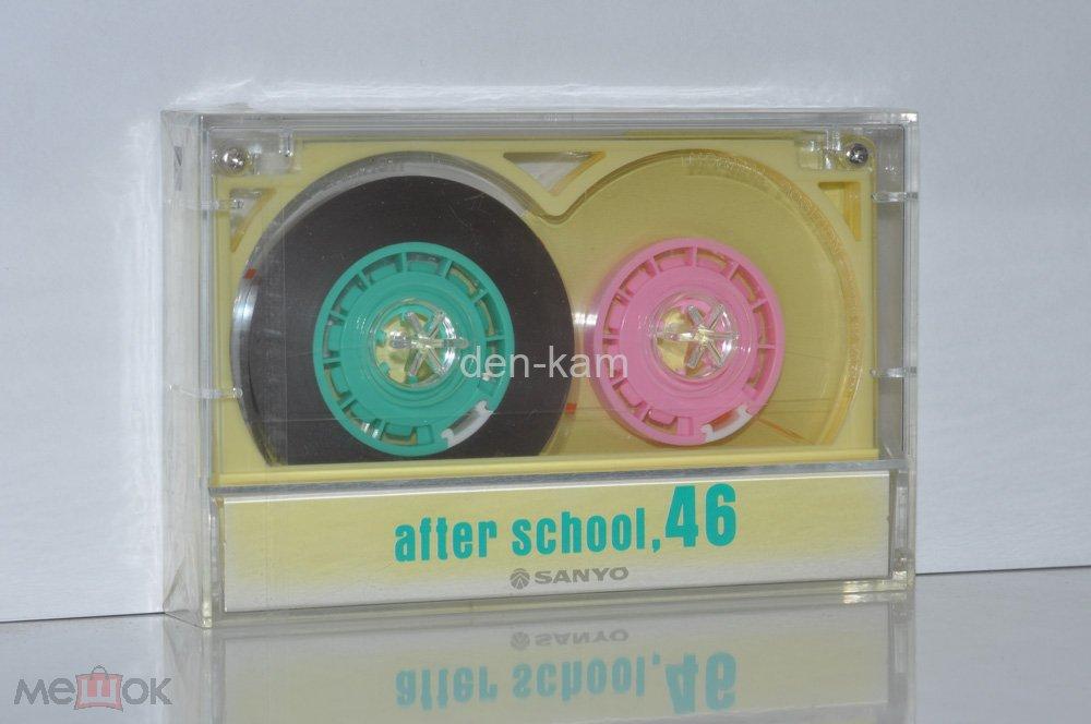 SANYO C-W 46 (K)(G)(P)(Y)(B) after school,46 1986 (Type I) Made in Japan (1909)