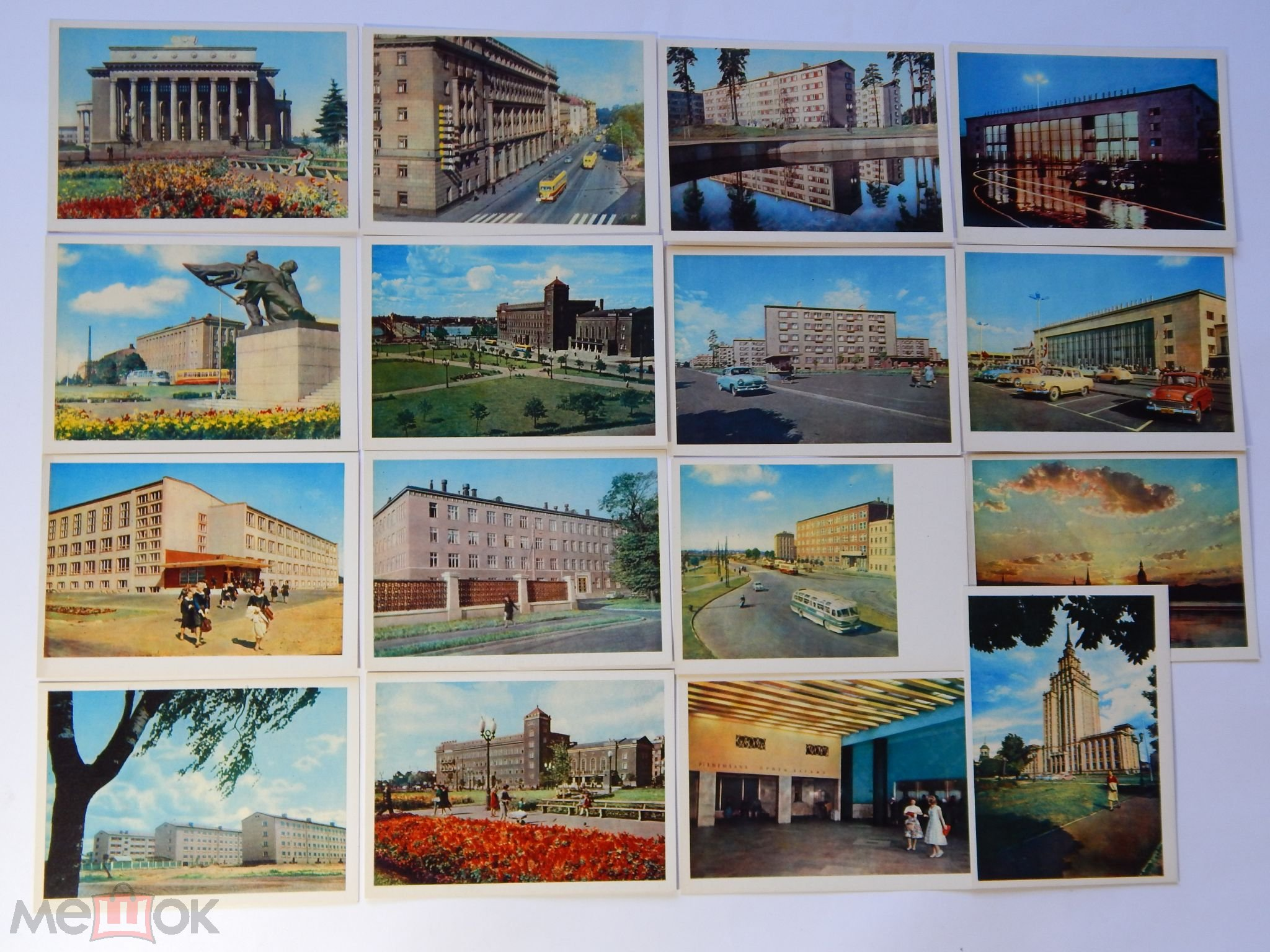 Александров набор открыток, днем свадьбы