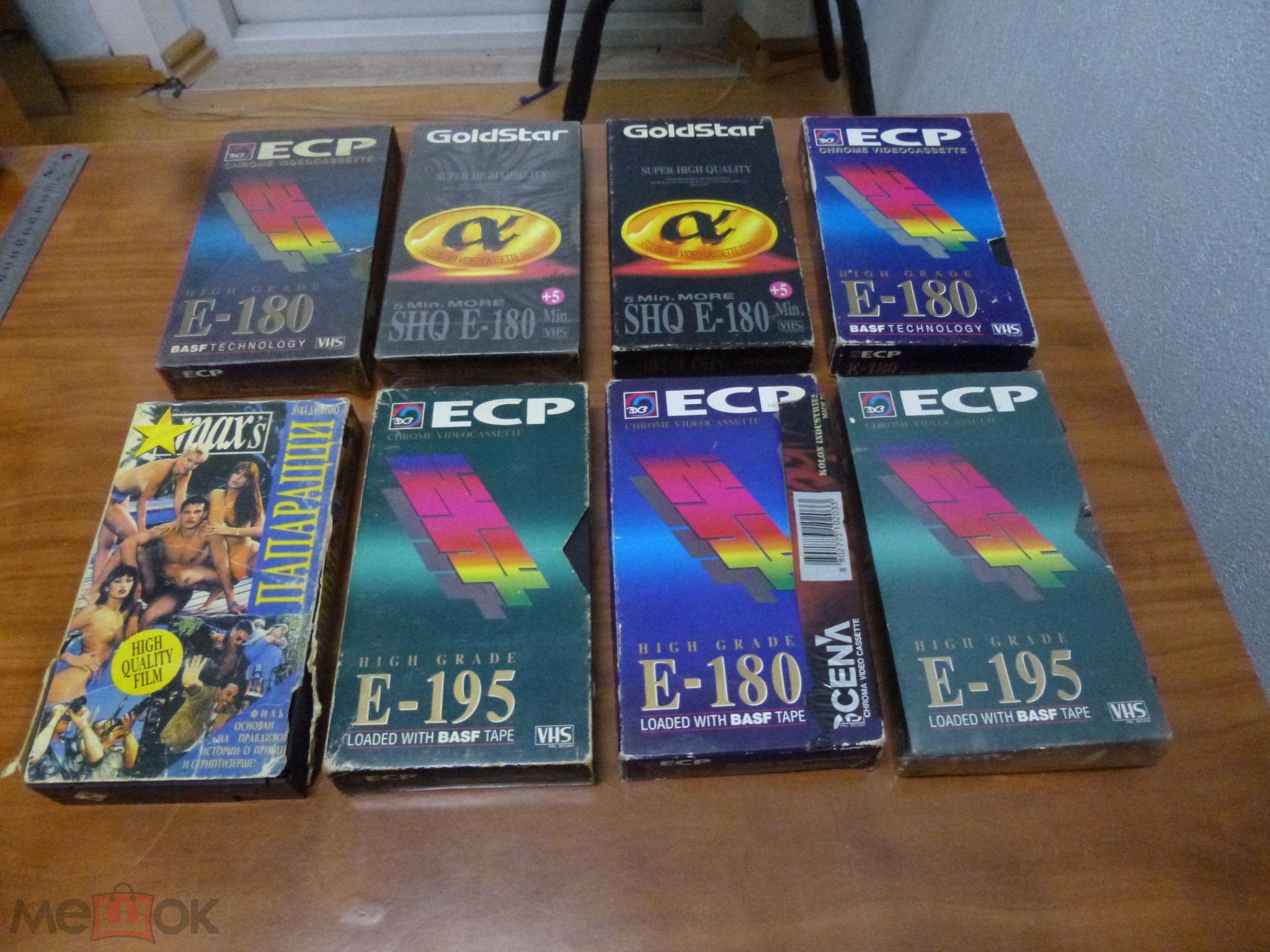 Порно коллекция на видеокассетах — photo 2