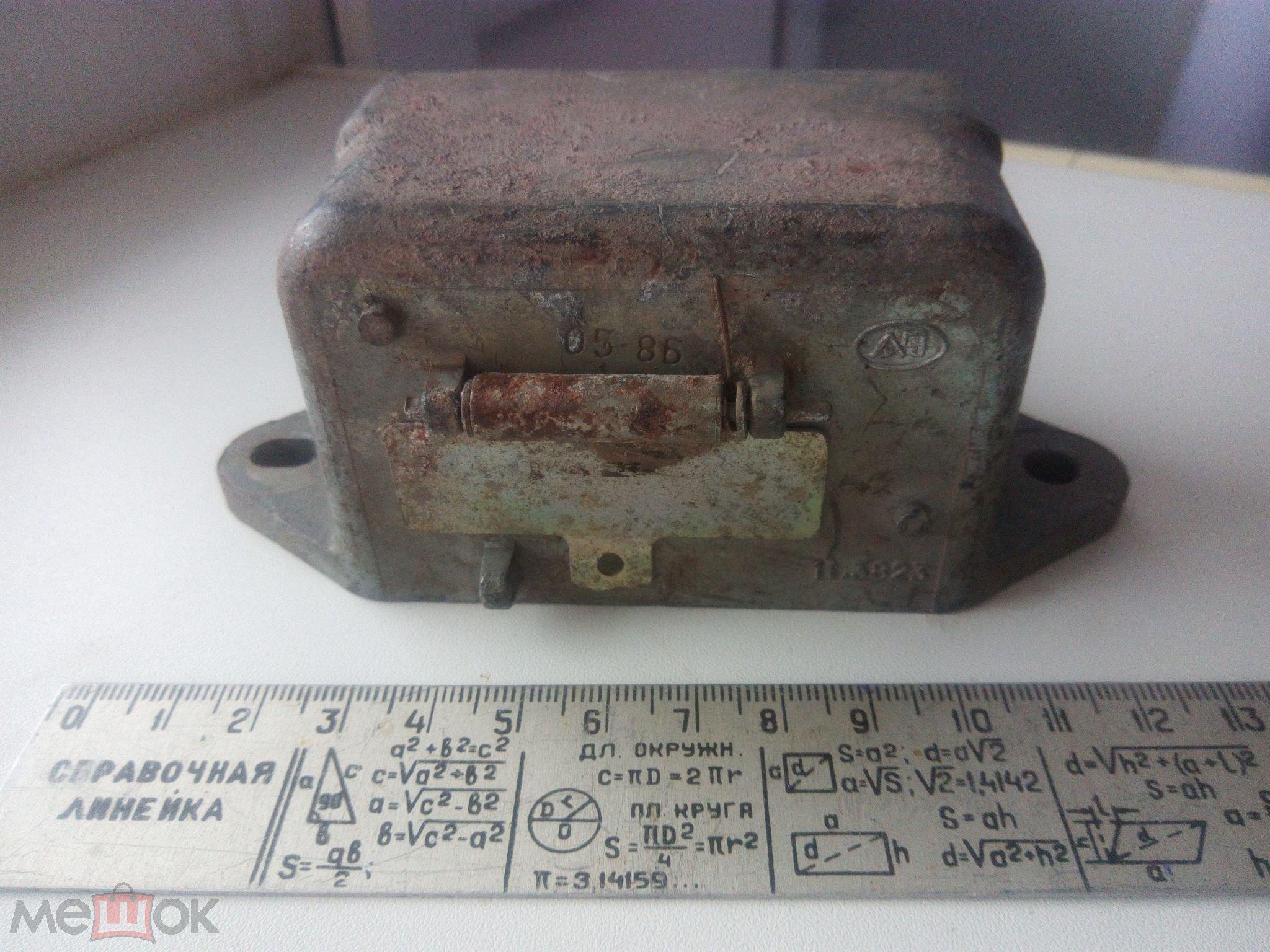 спидометр 11.3823 с механич. приводом МАЗ,КРАЗ (грузовые автомобили, автобусы).