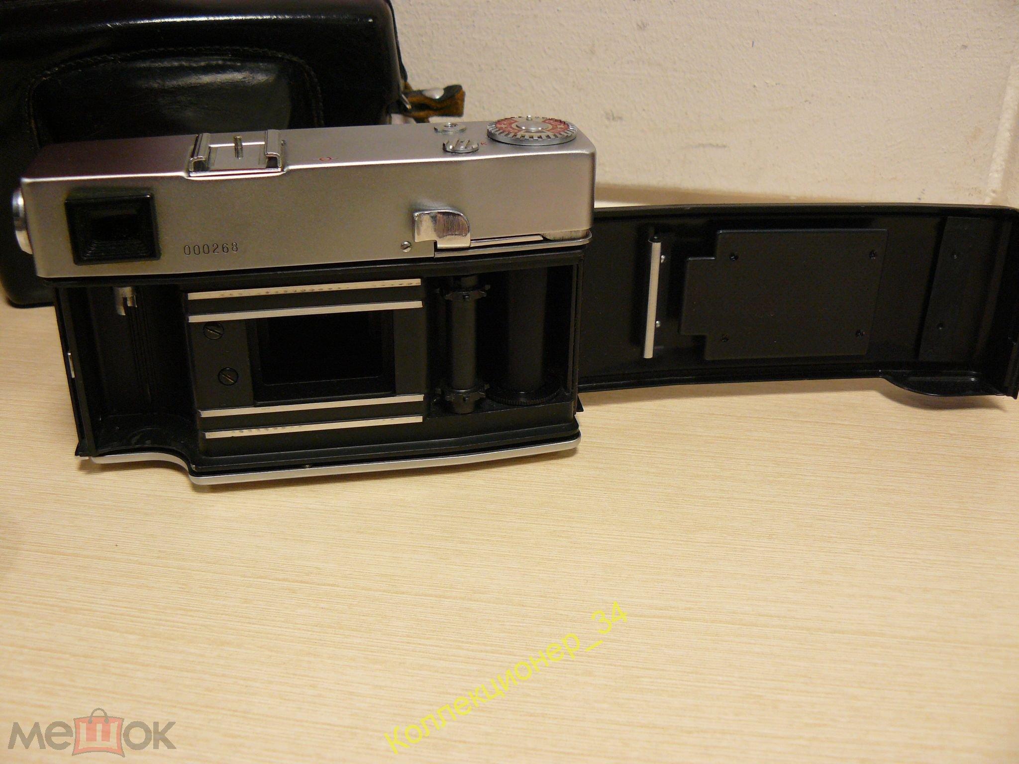 Сокол шестиглазковый номер 000268, САМАЯ редкая модификация, первый год выпуска, первая тысяча, ТОРГ
