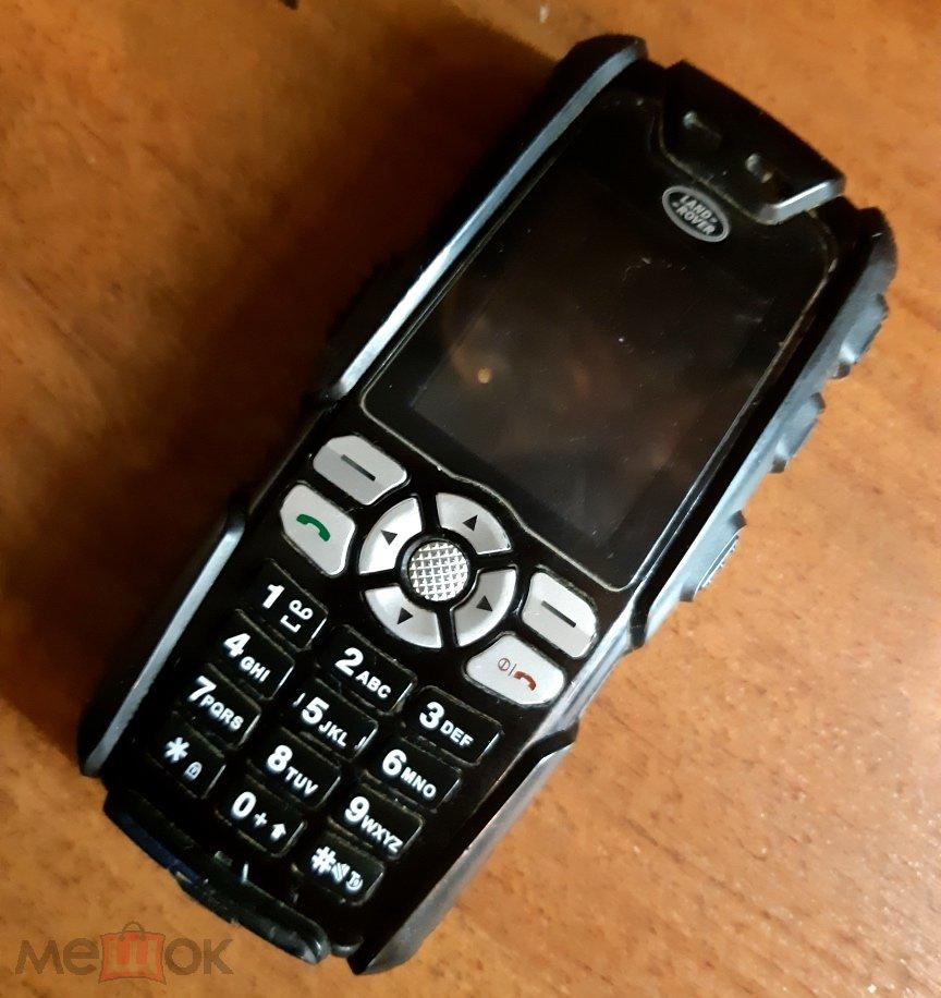SONIM LAND ROVER S1 Соним Ленд Ровер мобильный телефон