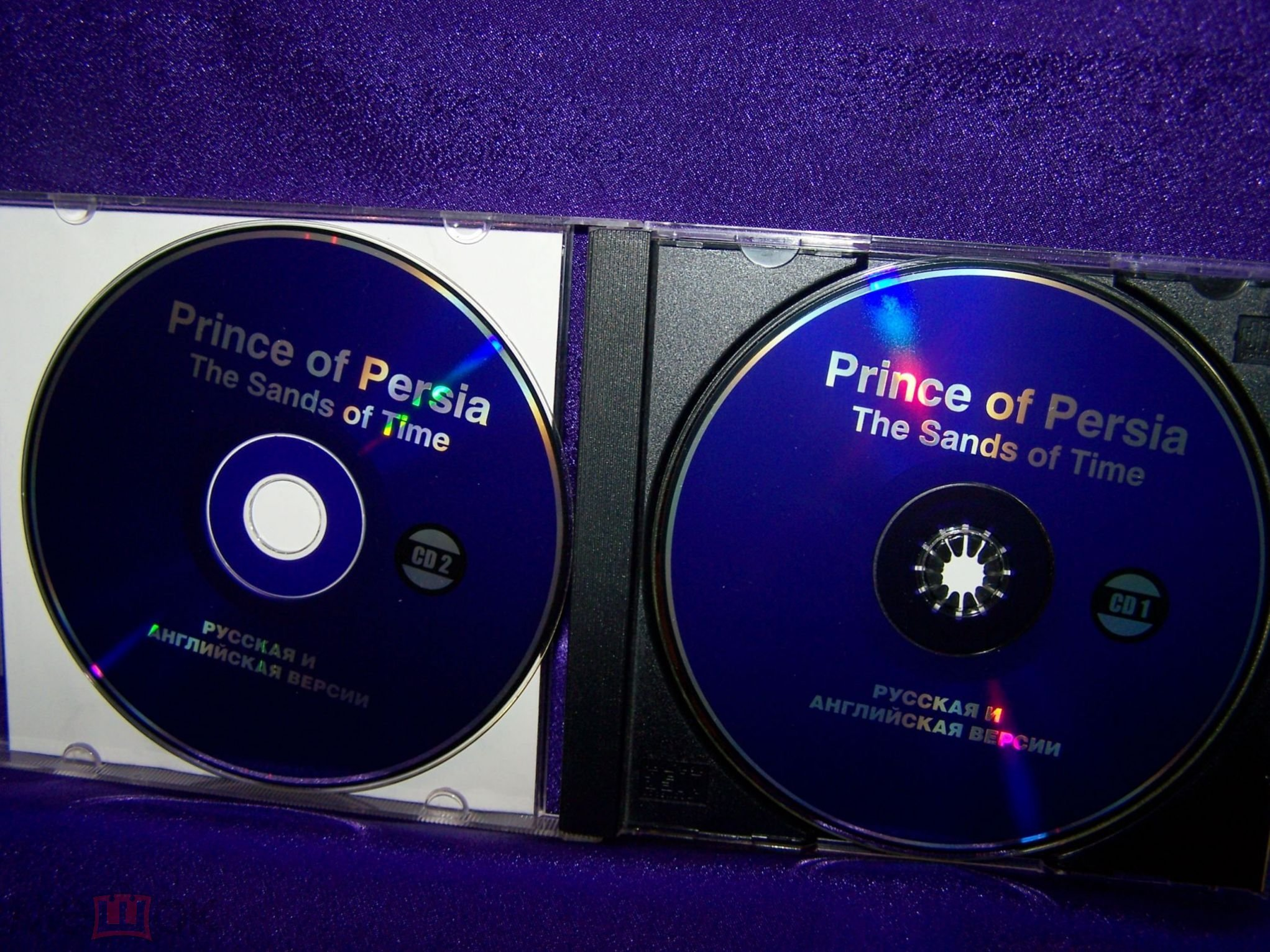 Prince of Persia. The Sands of Time (2 CD)