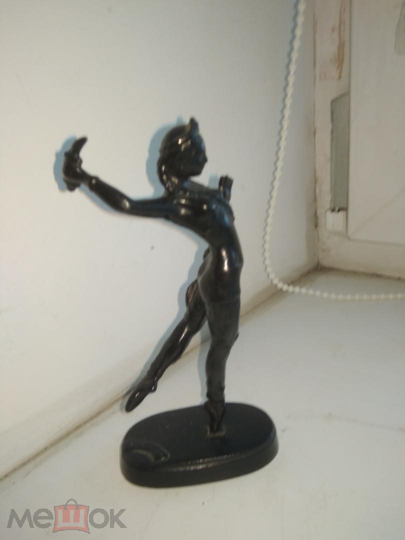 Зарема с кинжалом. Балерина. Касли 1974+Сделано в СССР. Отличное состояние