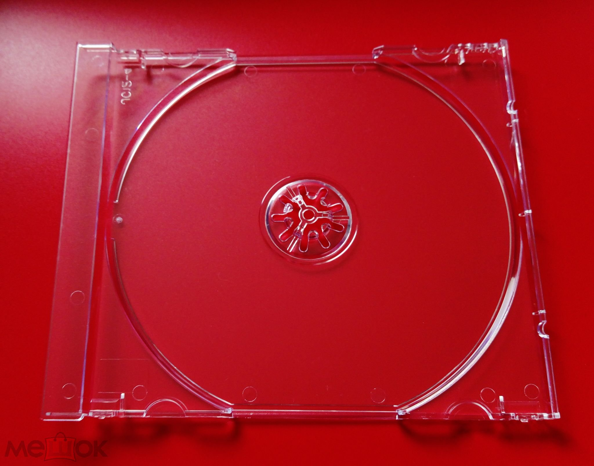 'АКСЕССУАРЫ^ПРОЗРАЧНЫЙ ТРЕЙ БЕЗ CD BOX=JEWEL CASE CLEAR TRAY *футляр*бокс*коробка*диск*taiwan НОВЫЙ