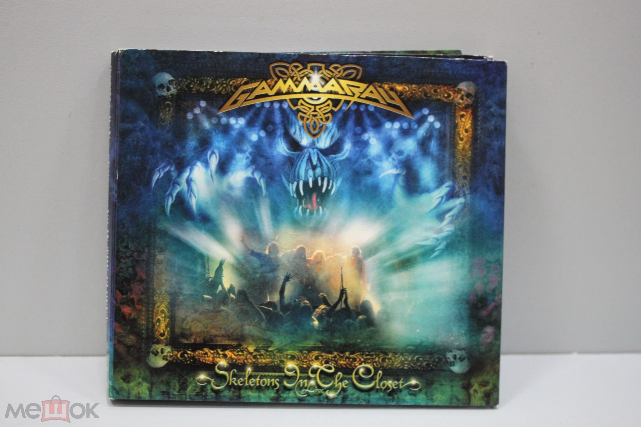 Gamma Ray 2003 Skeletons In The Closet Metal Is Records Misdl023