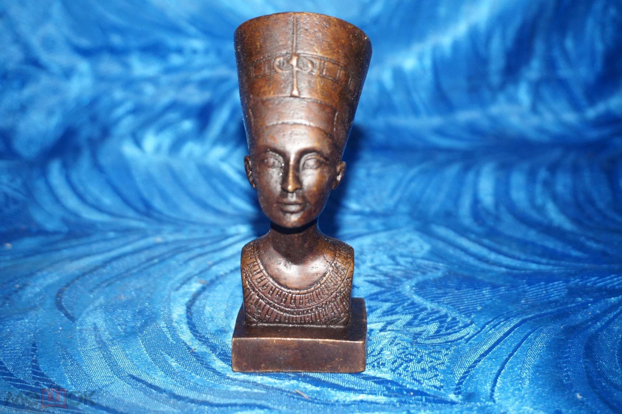 Бронзовая коллекционная Фигура -Фигурка Статуэтка Скульптура 11 см