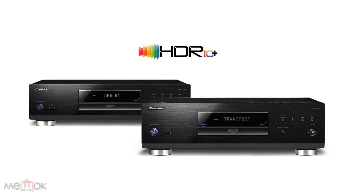 ULTRA HD BLU-Ray PIONEER  UDP-LX500  4 k !!!!