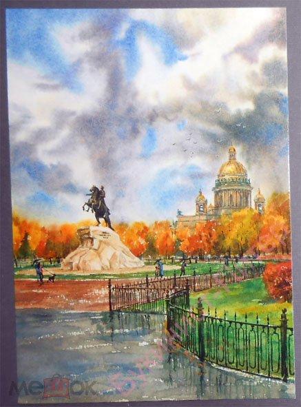 Картинки, открытки с видом ленинграда