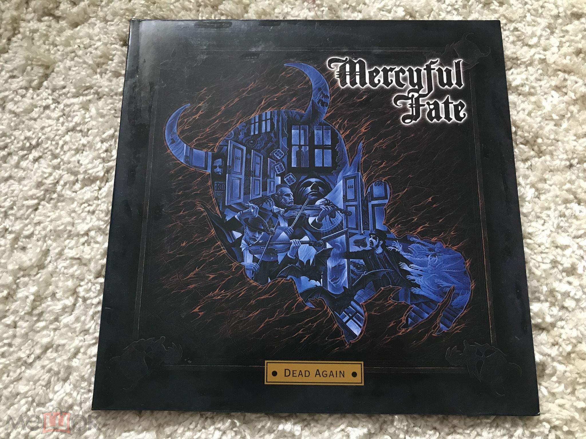 MERCYFUL FATE-Dead Again 2LP 1-пресс Gatefold