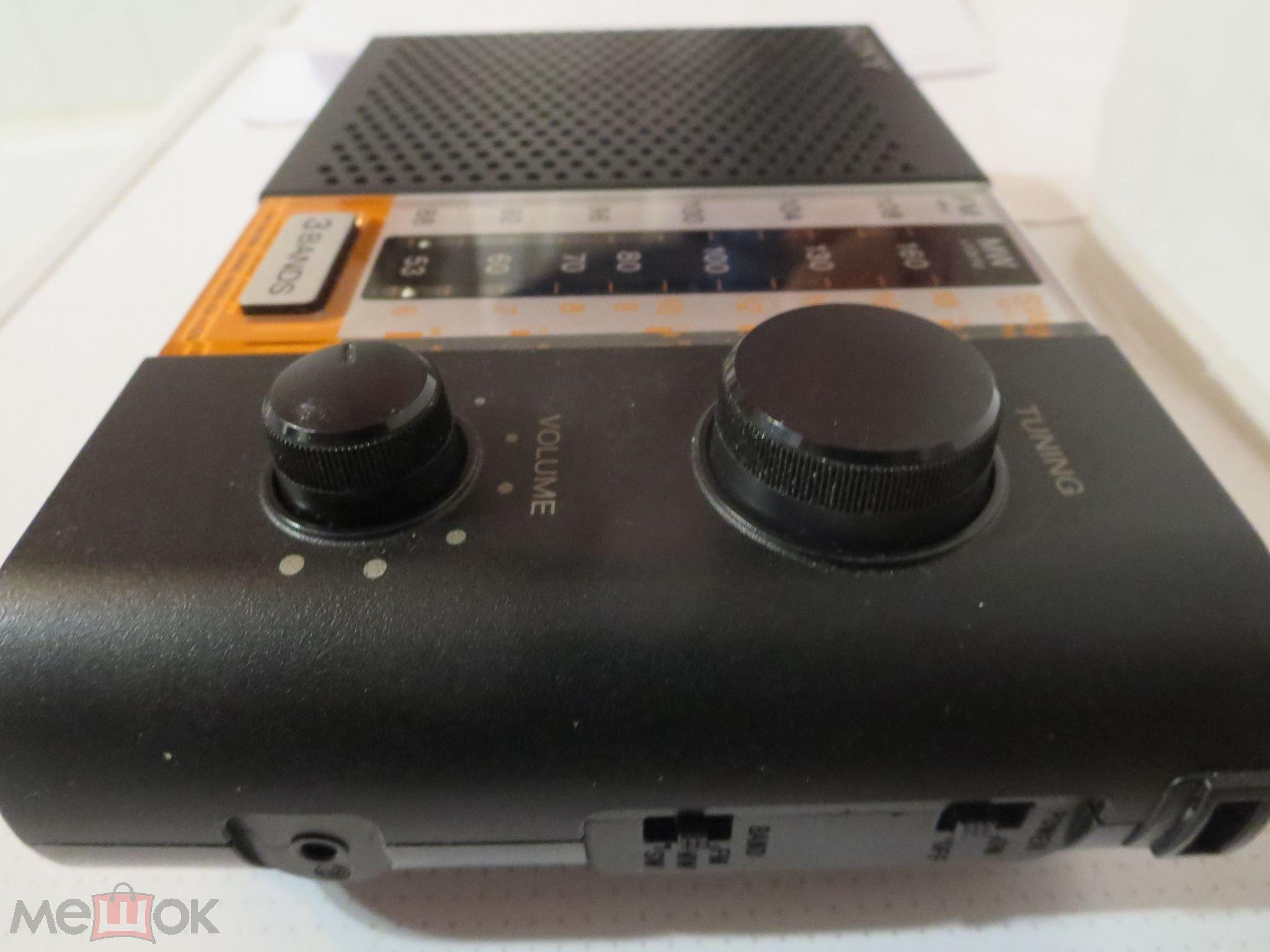 Радиоприёмник SONY 70-х годов