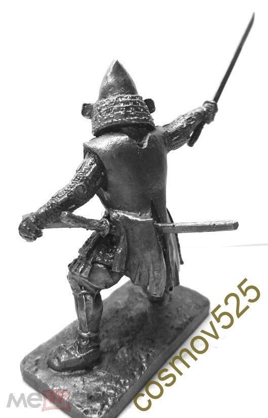 1/32 NI2012. Самурай, XIII в.