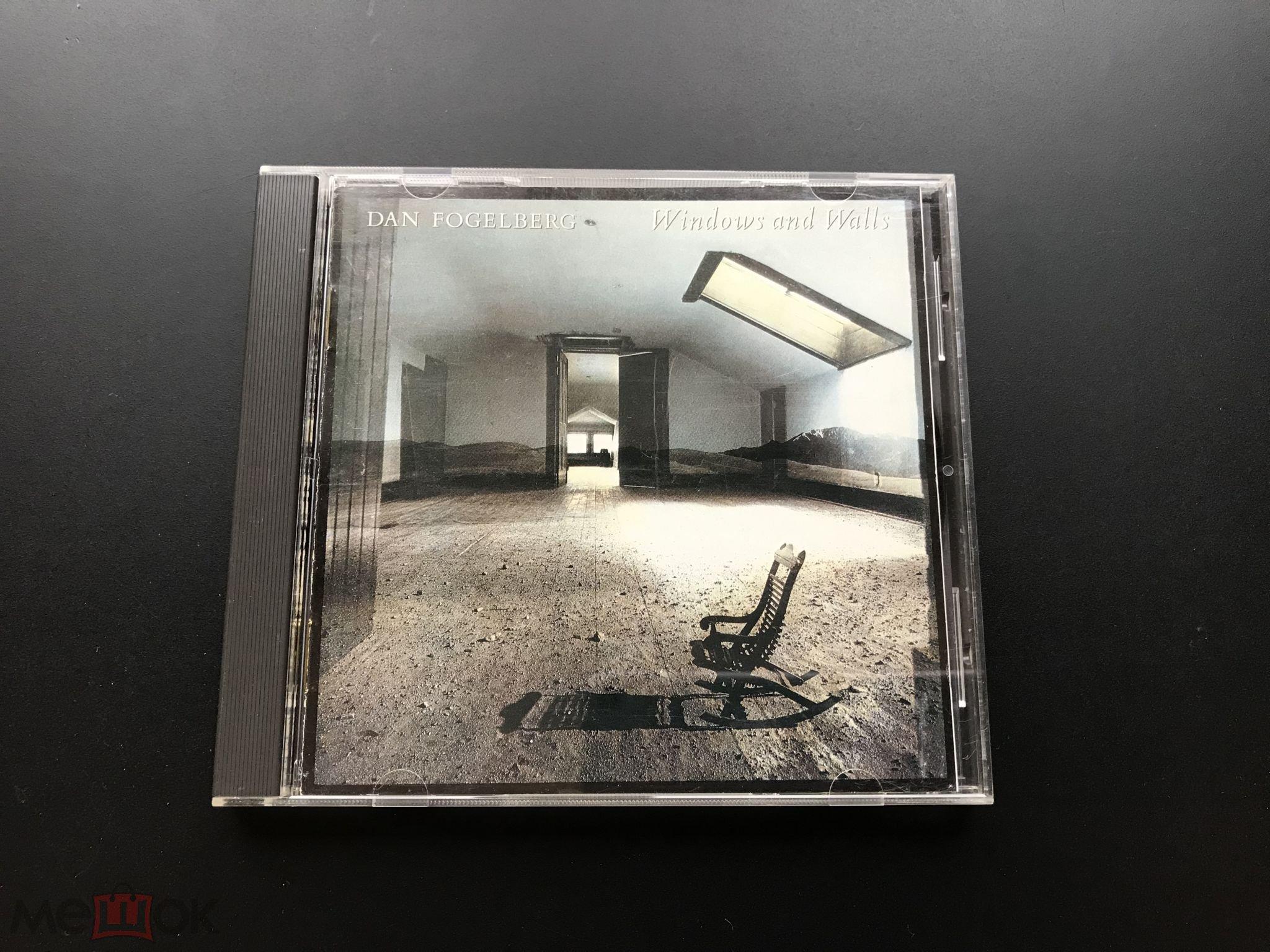 Dan Fogelberg - Windows And Walls Japan CD