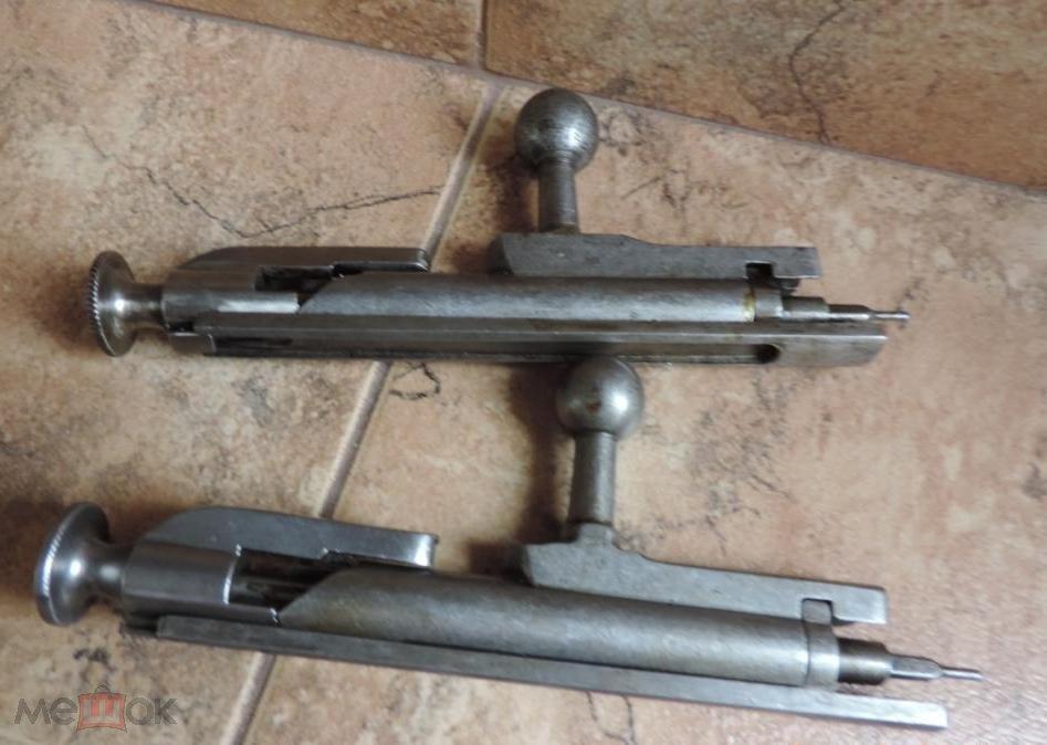 Затворы на винтовку Мосина
