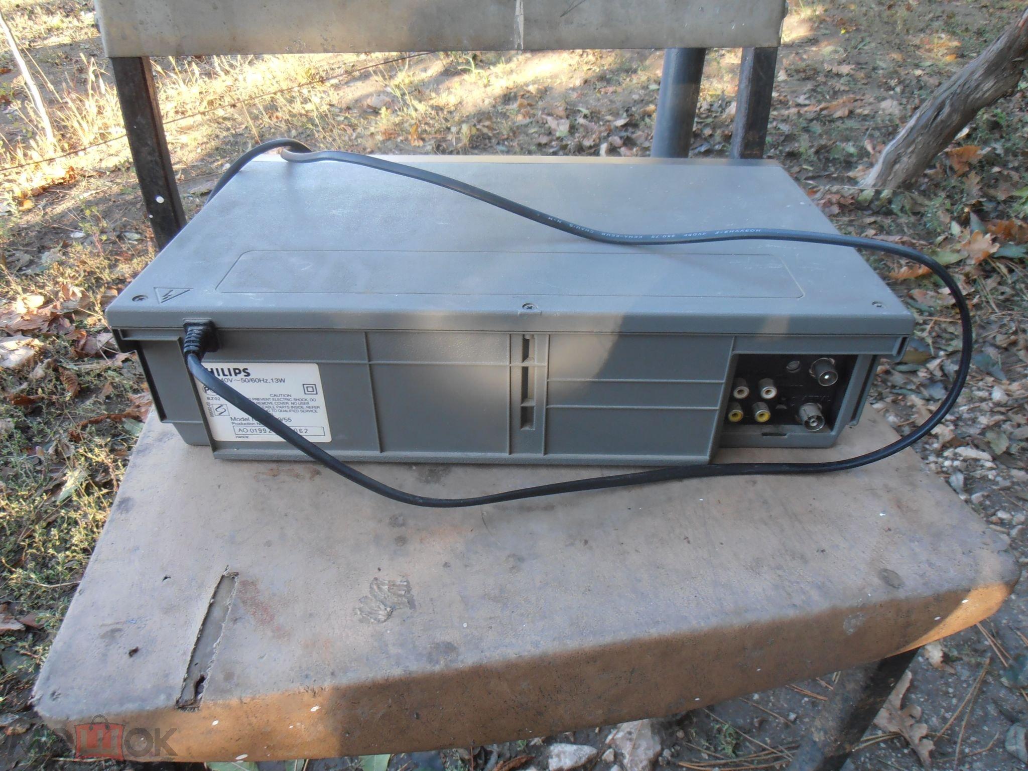 Видеoмагнитофон PHILIPS VP29/55