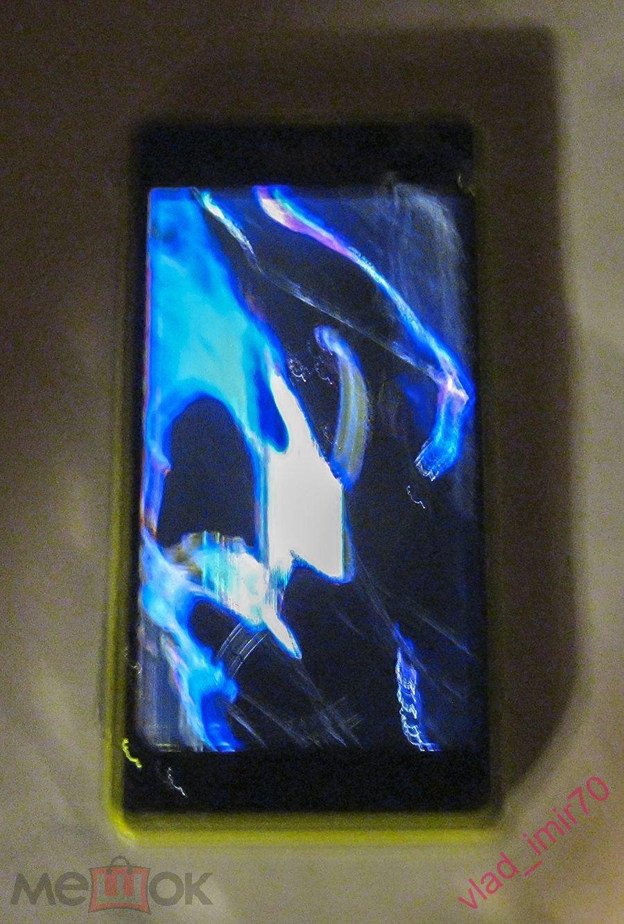 Смартфон Sony Xperia ремонт запчасти