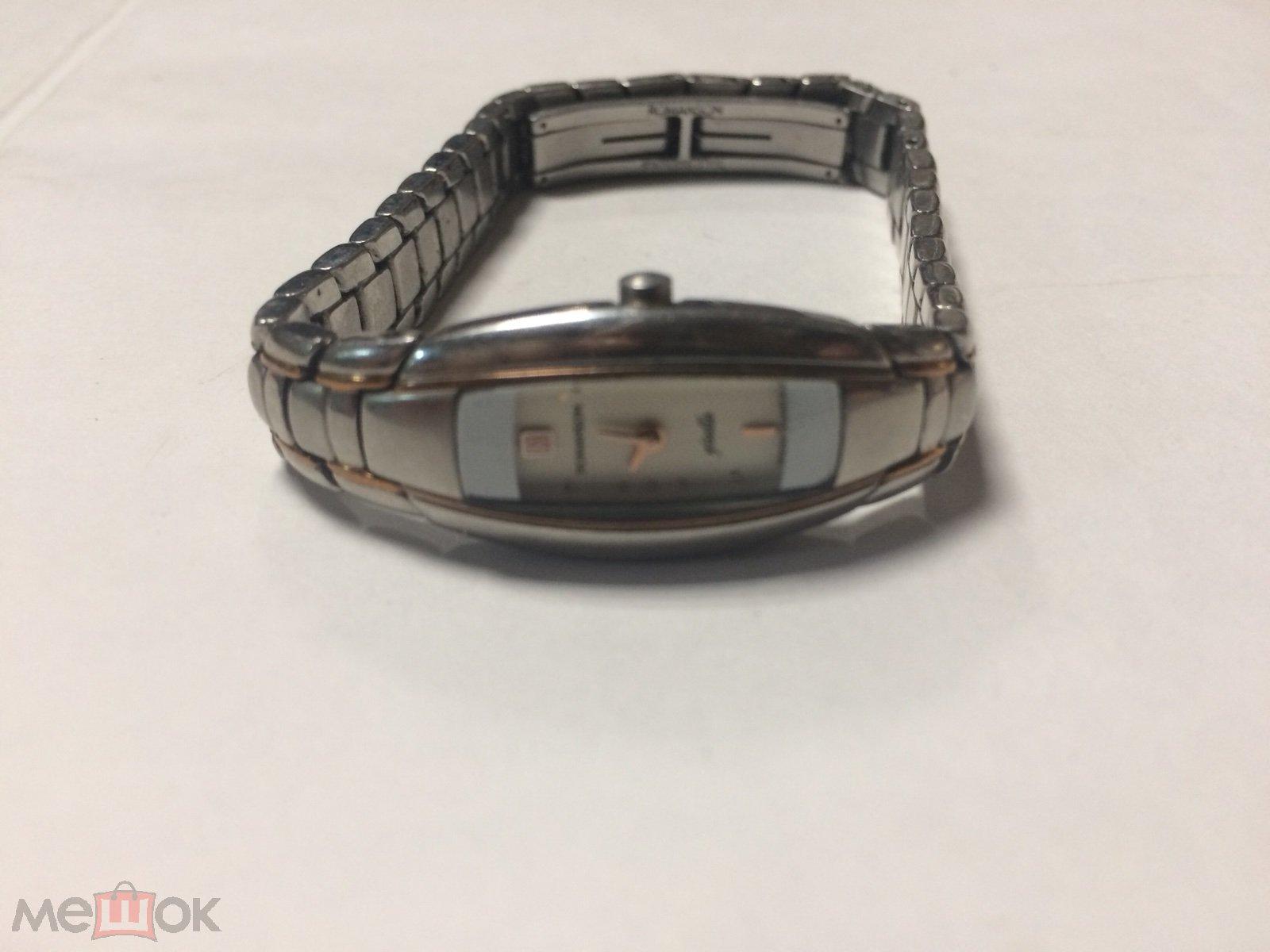 Часы наручные  с браслетом .ROMANSON .Кварц .Diselle Swiss  Quartz .