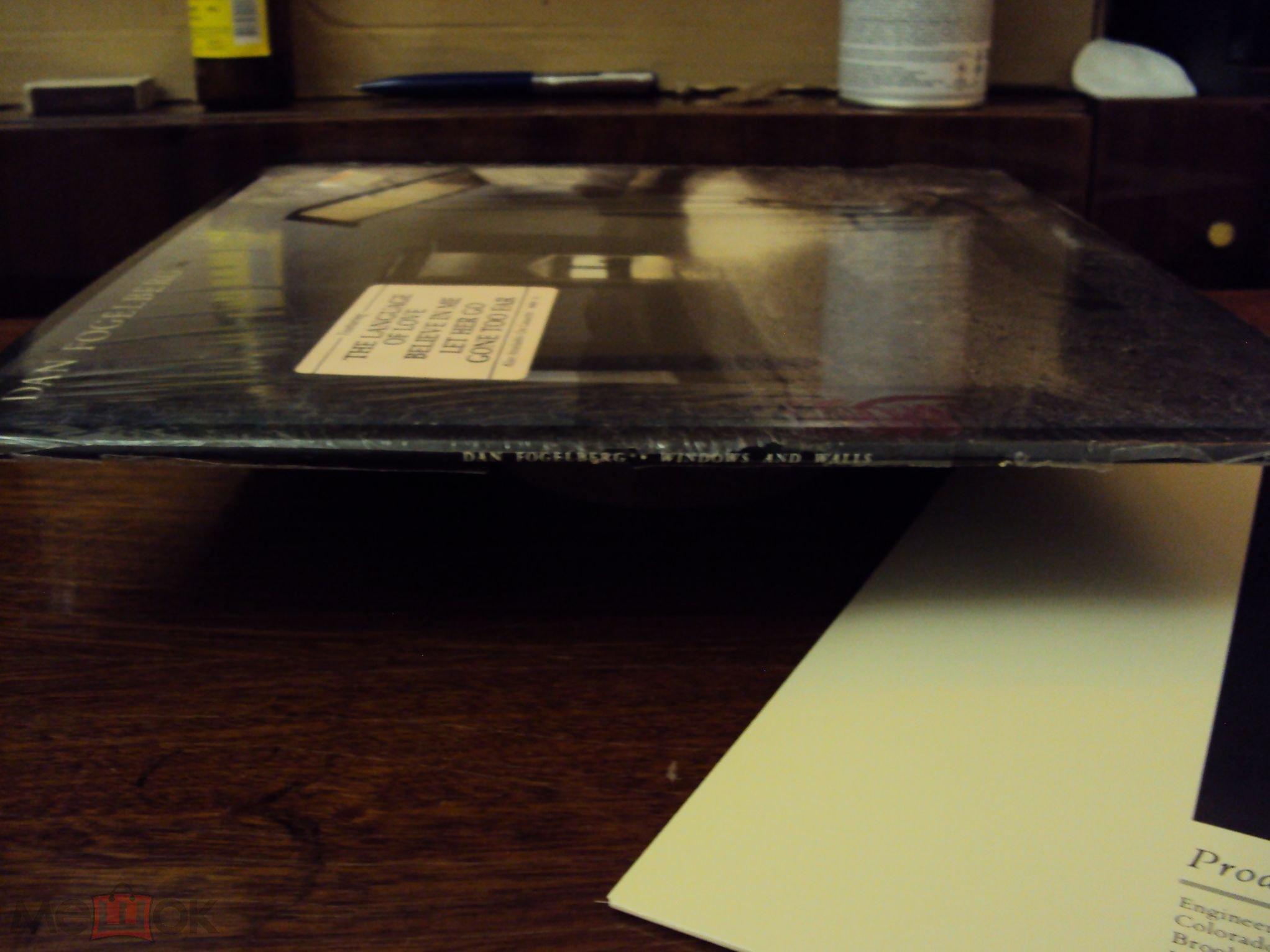 """*Dan Fogelberg """"Windows And Walls""""  LP ©℗1984 CBS Inc. AL 39004 USA (EX+/EX/EX+)"""