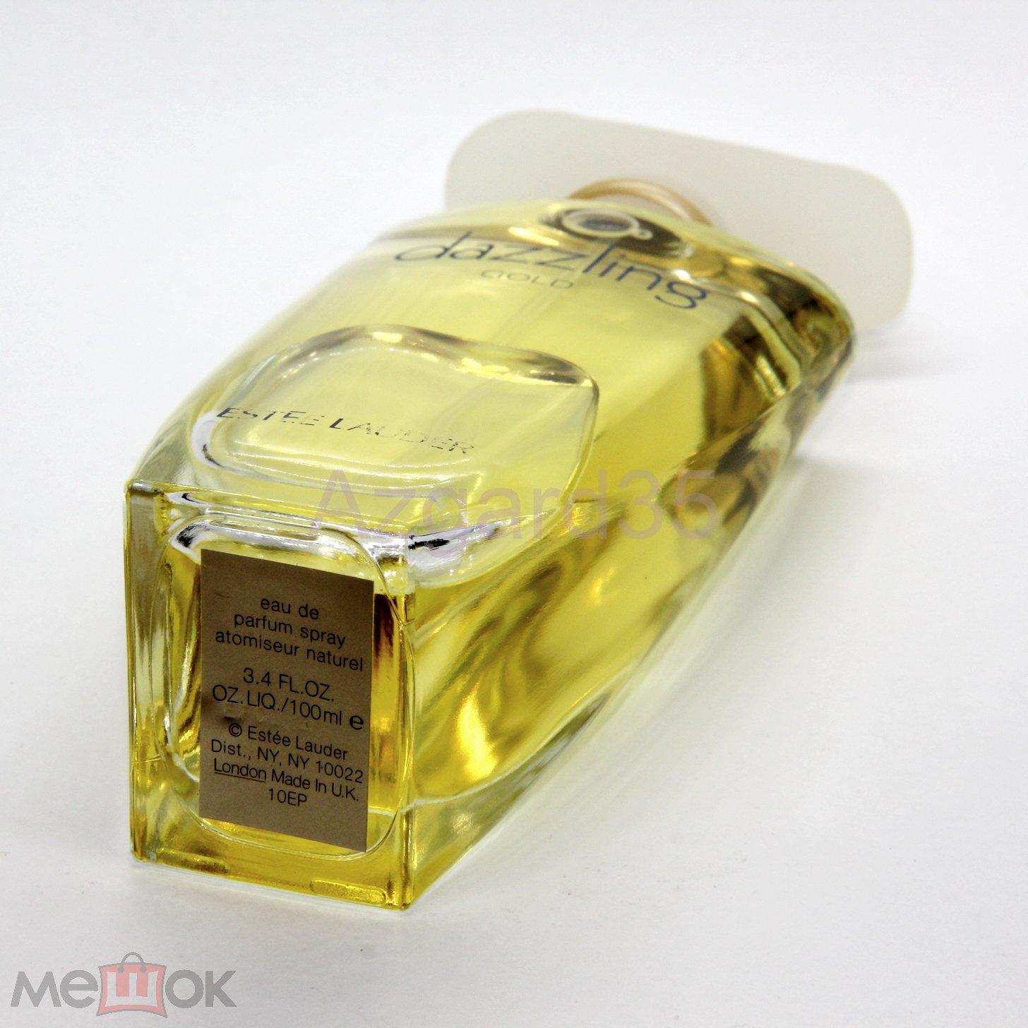 Dazzling Gold Estee Lauder - Eau de Parfum (EDP) 100 ml - Винтаж
