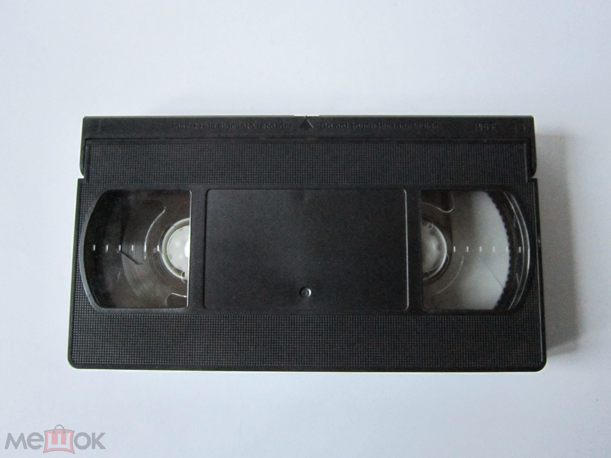 Видеокассета, VHS,  МАУГЛИ  мультфильм