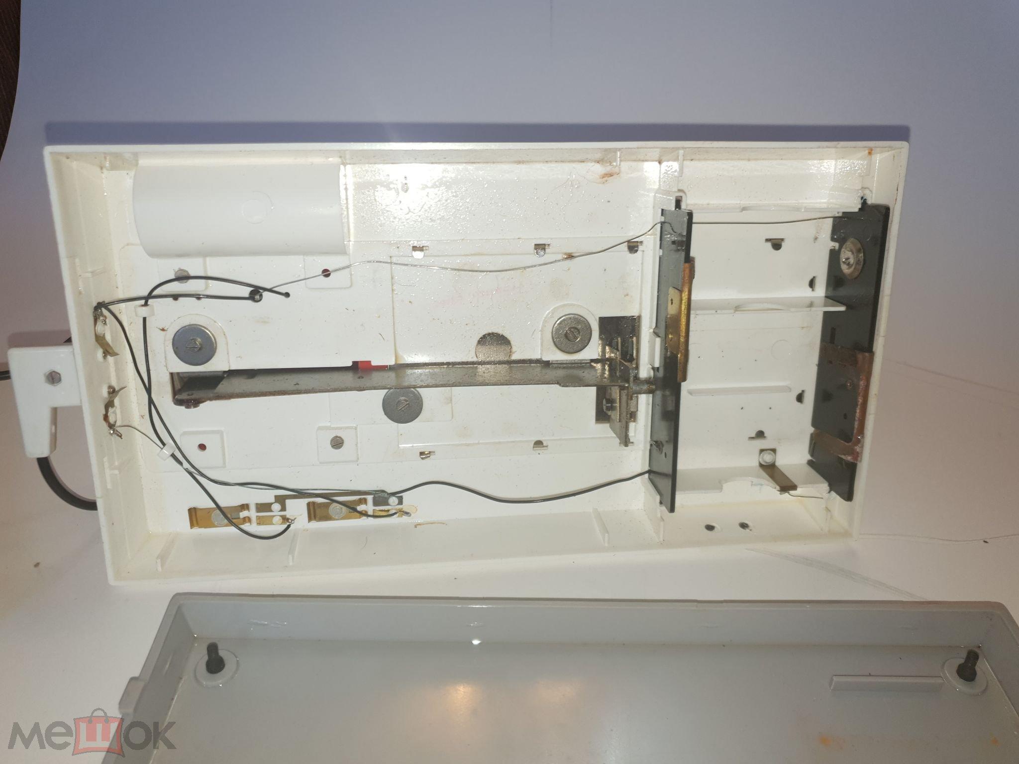 Детская швейная машинка ГДР PiKO
