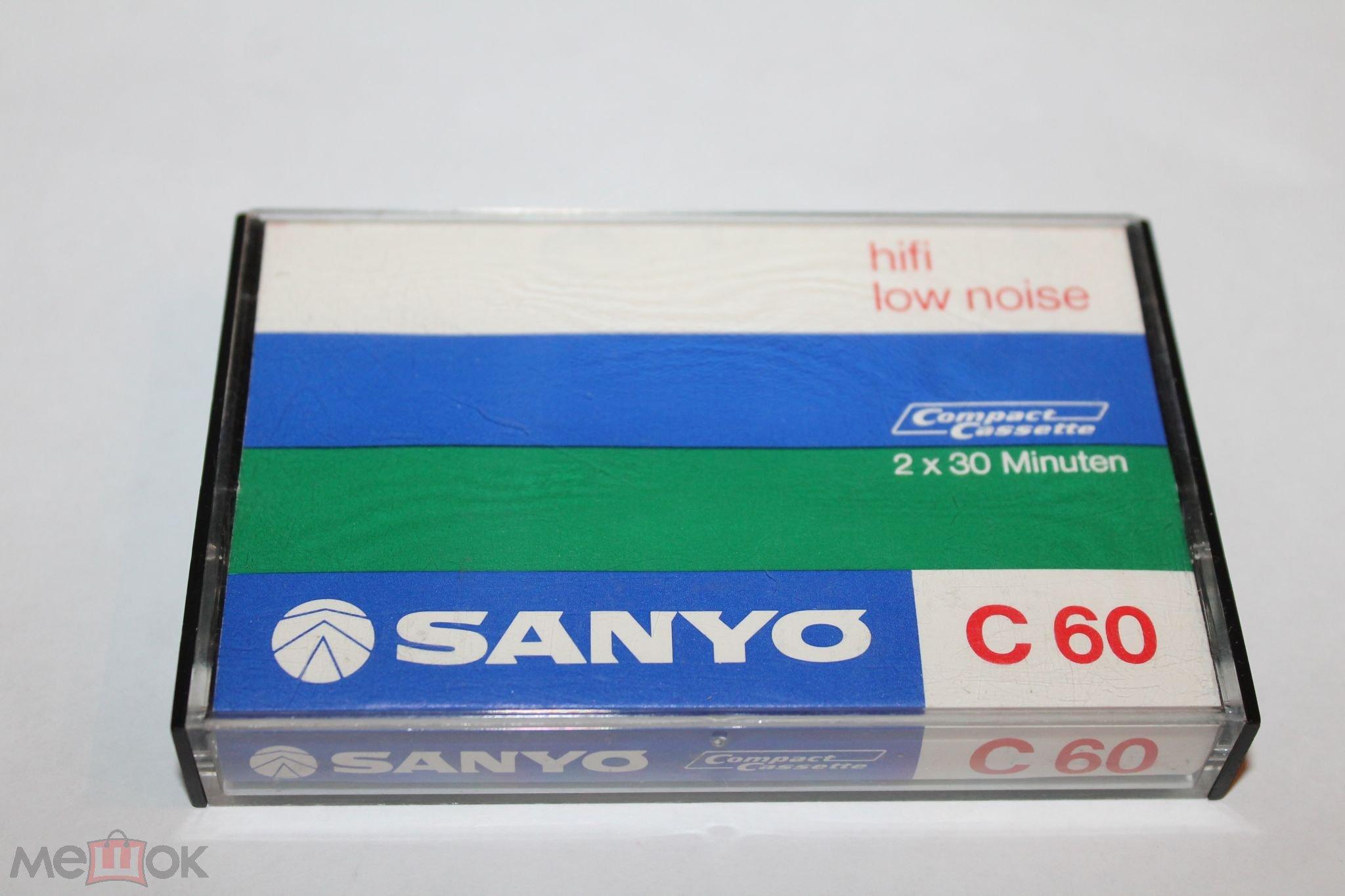 SANYO C-60 1976 год EUR
