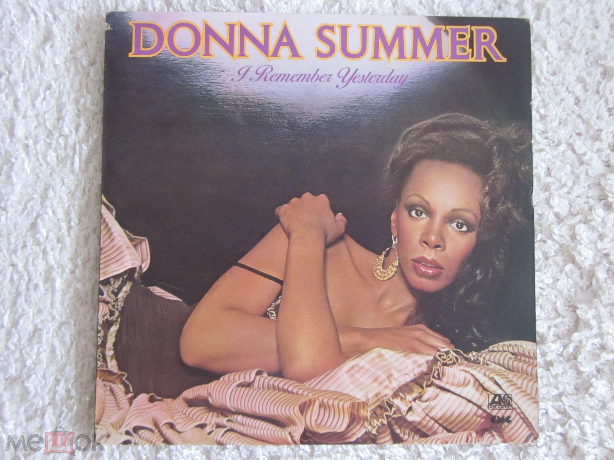 Donna Summer – I Remember Yesterday. (Germany).