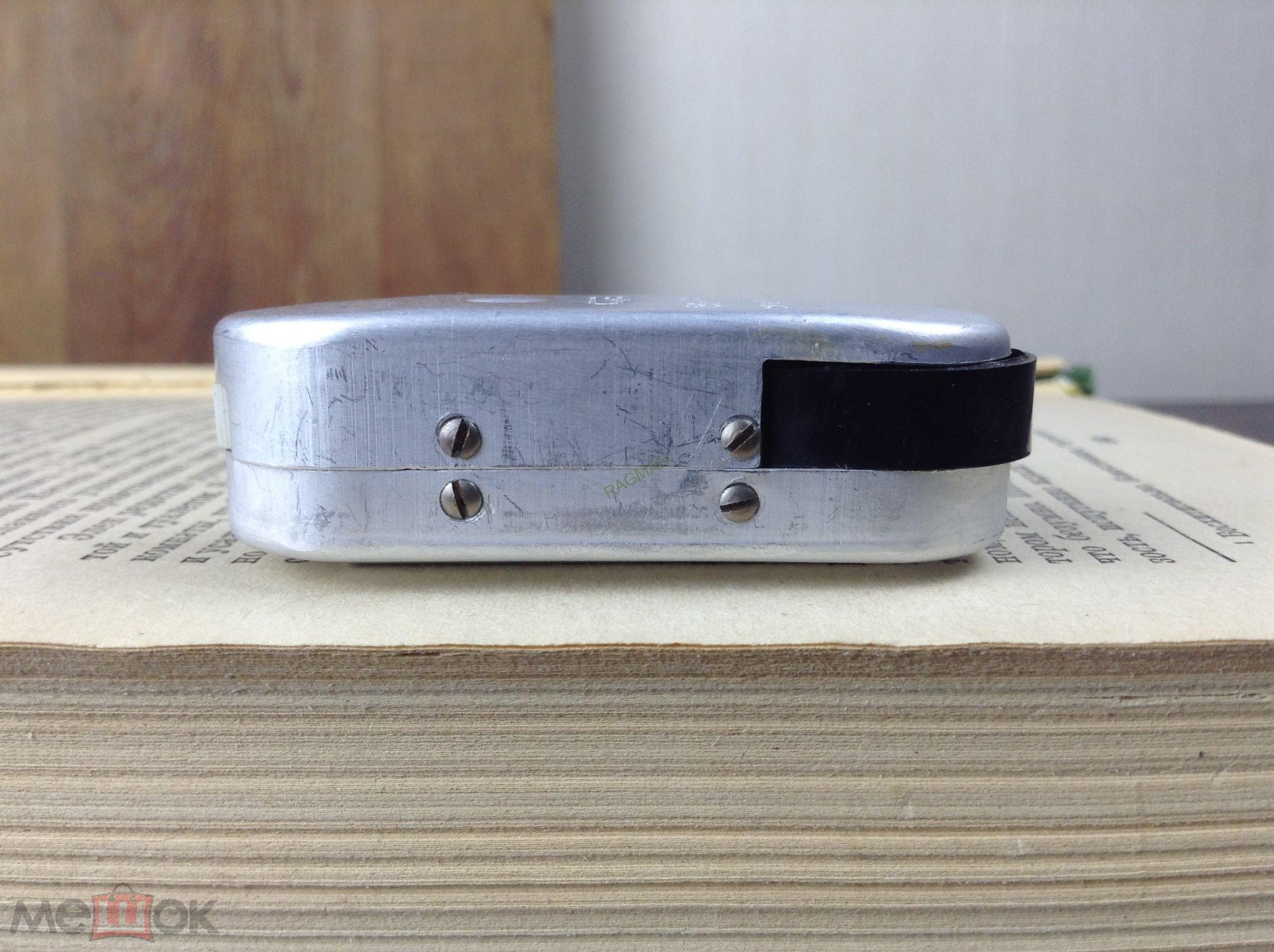 Аппарат электронный ВЗ-1ВМ2И (74-00-00-02 ТУ) портативный персональный внешний слуховой аппарат СССР