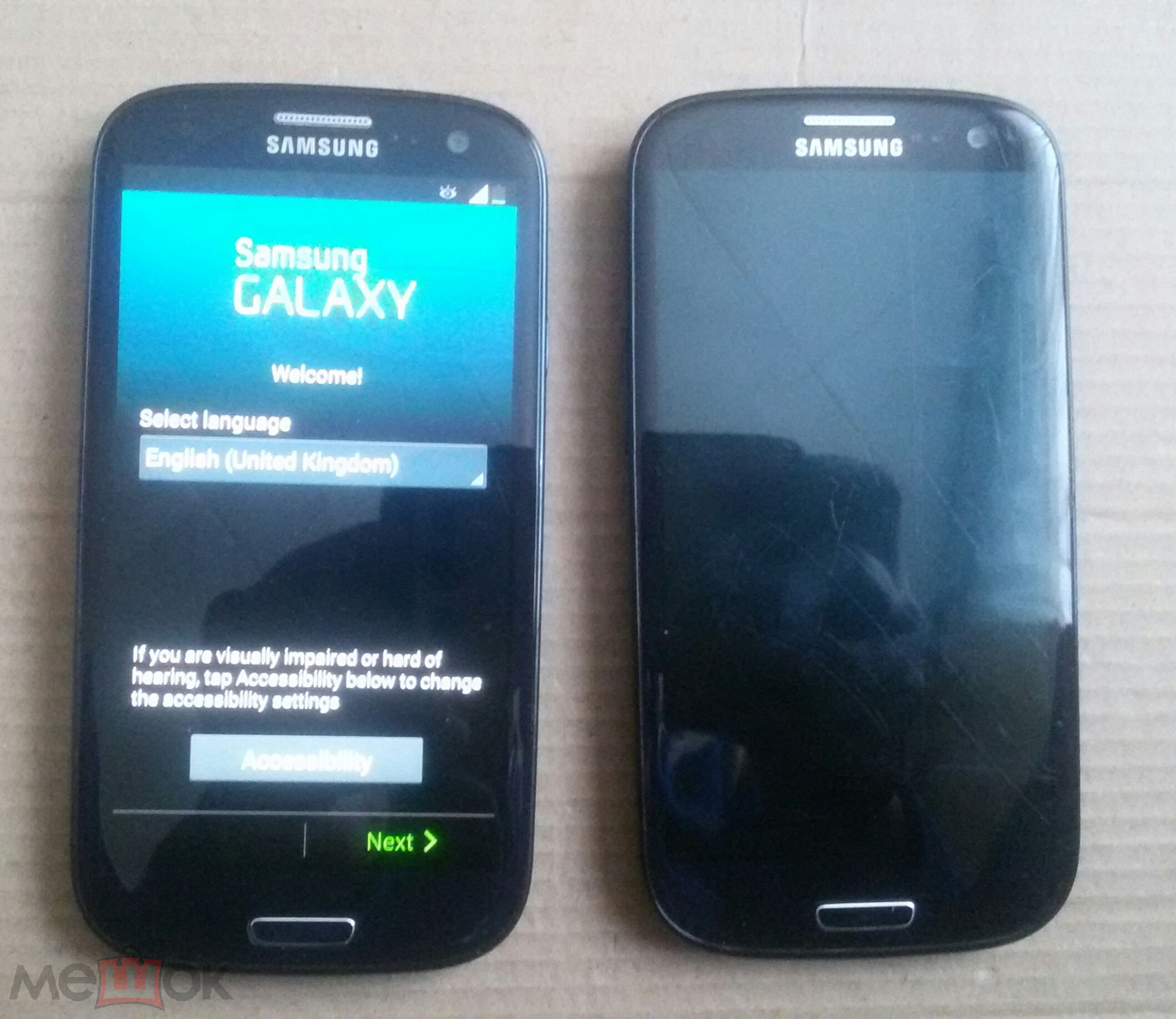 Телефон SAMSUNG s5830