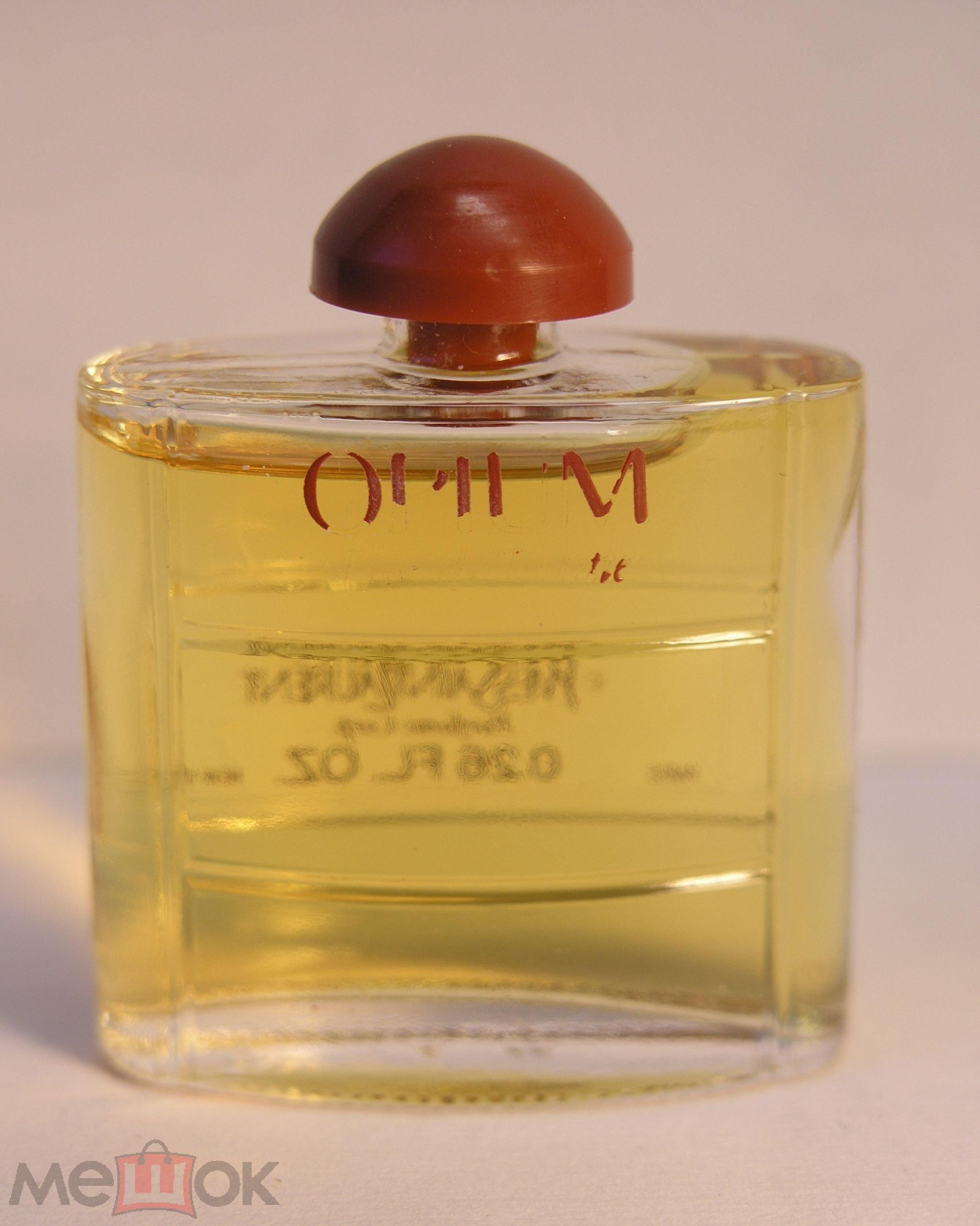 Легендарный  Yves Saint Laurent, Opium 7.5 мл edt   выпуск 80х тот самый!!