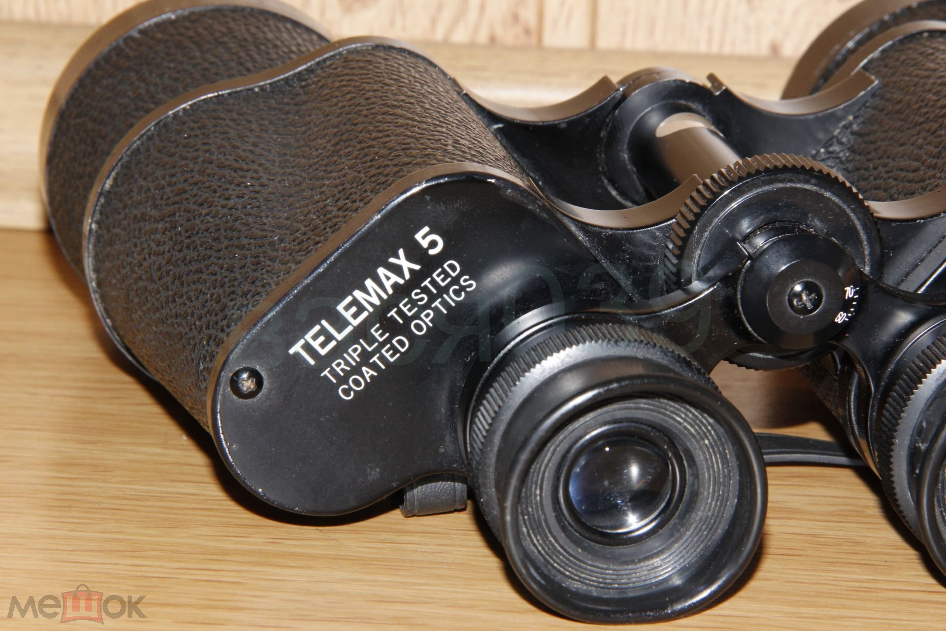 7х50 Светосильный бинокль 7x50 Telemax-5 №J-B81 - Япония