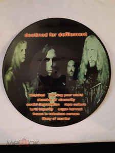 LP (death metal)  Fleshgrind – Destined For Defilement 2003 Germany MINT