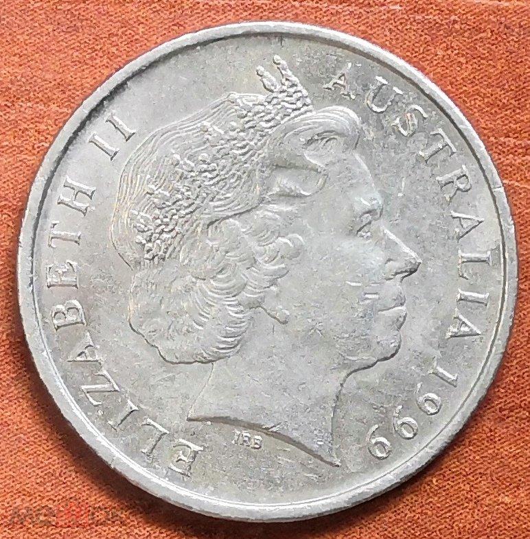 5 центов 1999