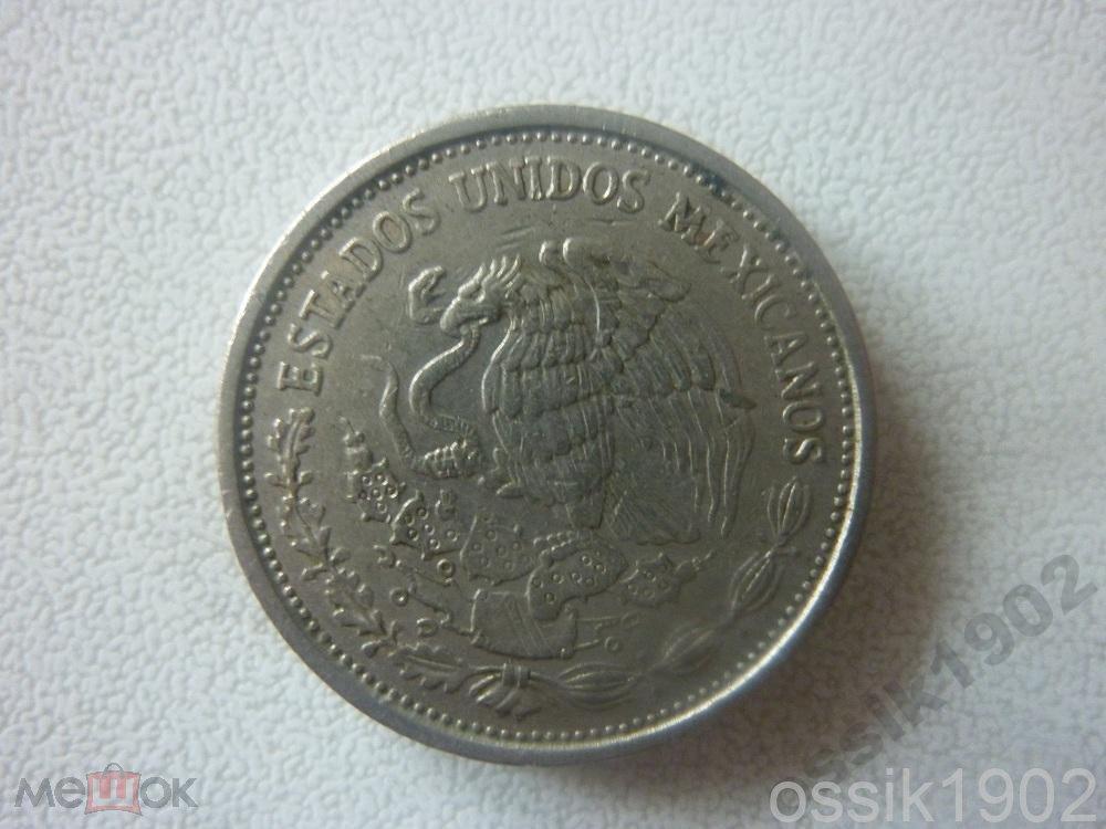 Мексика. 50 песо 1987 г.