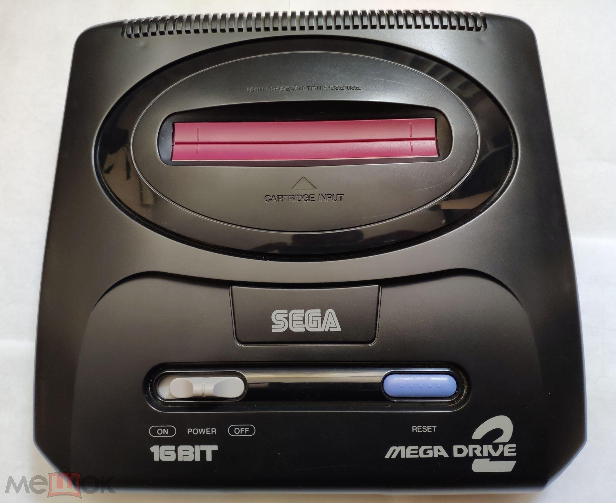 Sega mega drive 2 asia pal original