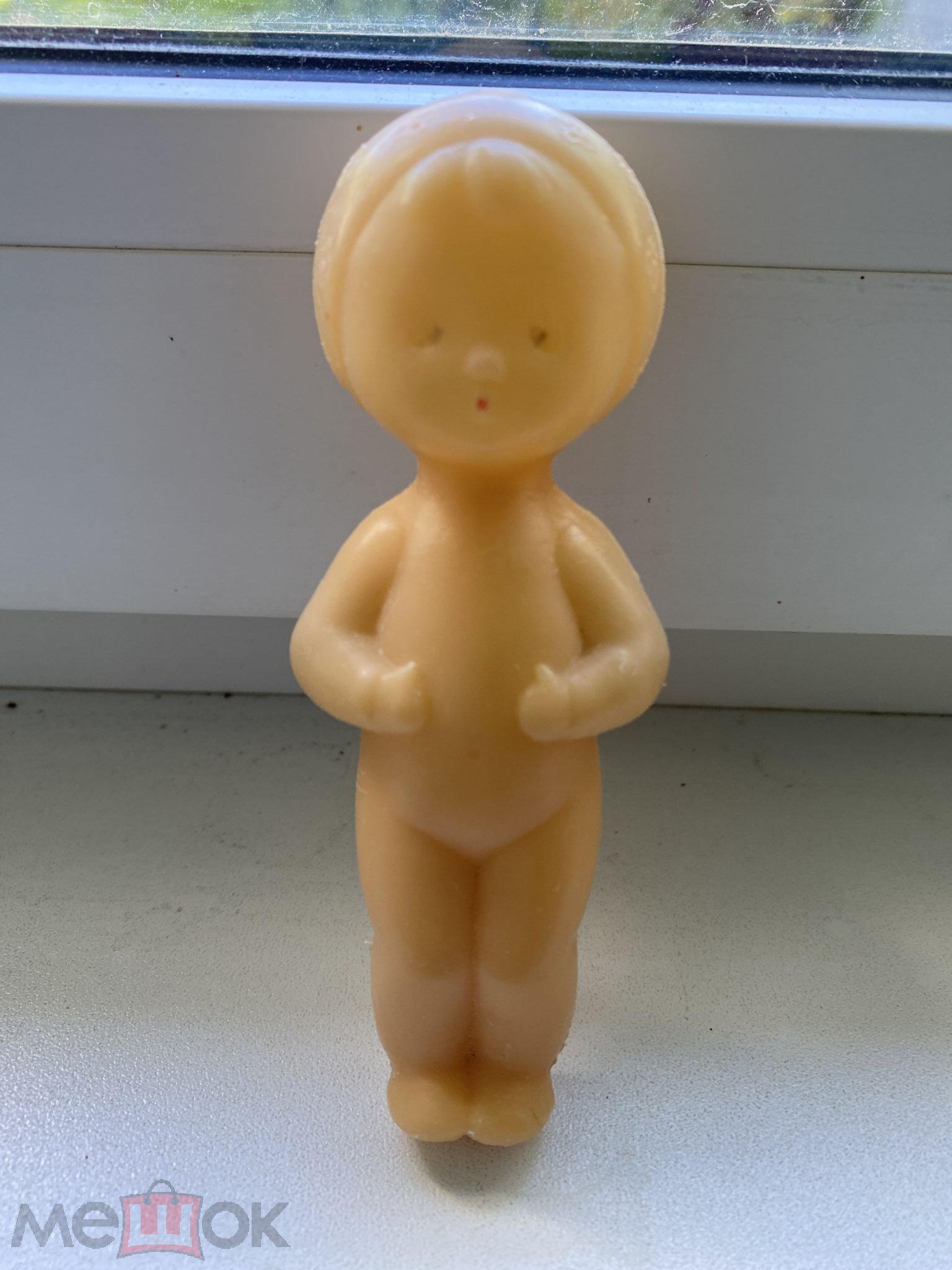 Куколка 11 см. СССР.