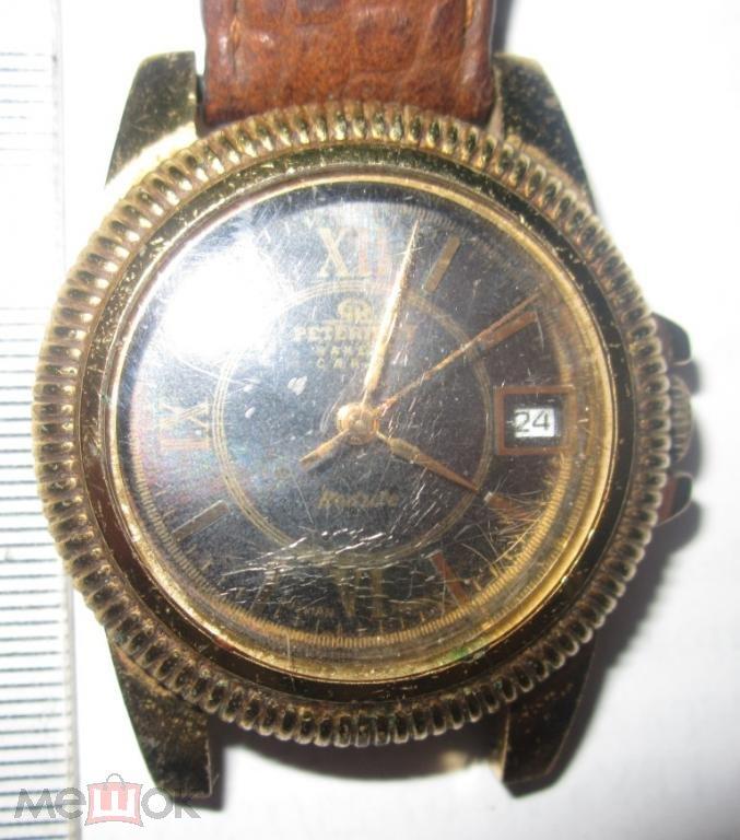 Это самое старое российское предприятие, выпускающее часы.