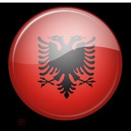 """Результат пошуку зображень за запитом """"круглый флаг албании"""""""