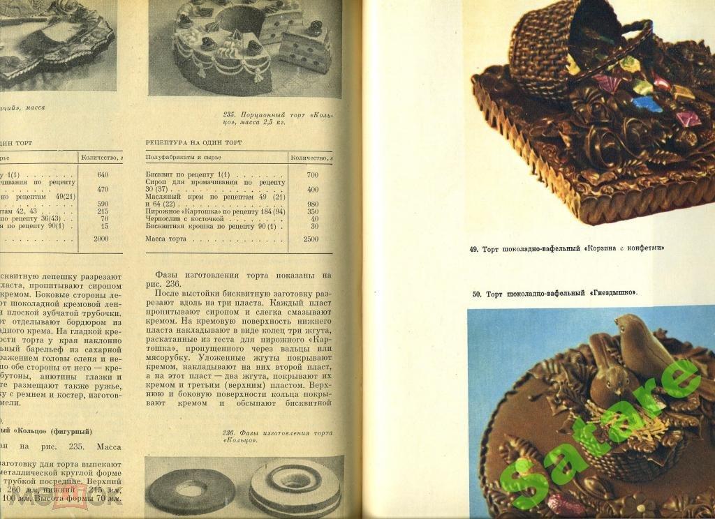 Мархель производство пирожных и тортов читать 78