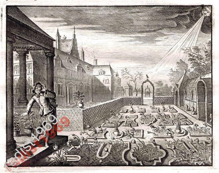 1630 (1700) ДЕ ВЕННЕ. ПЛОТЬ - ТРАВА, СЛАВА - ЦВЕТЫ