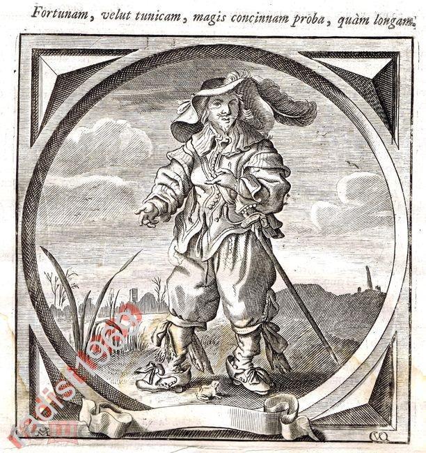1632 (1700) г. СЧАСТЬЕ, КАК ОДЕЖДА - ЛУЧШЕ ХОРОШАЯ