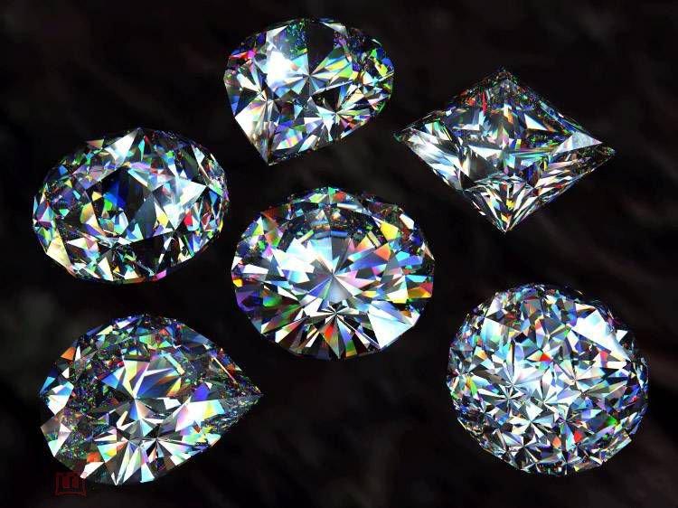 Картинки самоцветы камни алмаз, женщина гиф