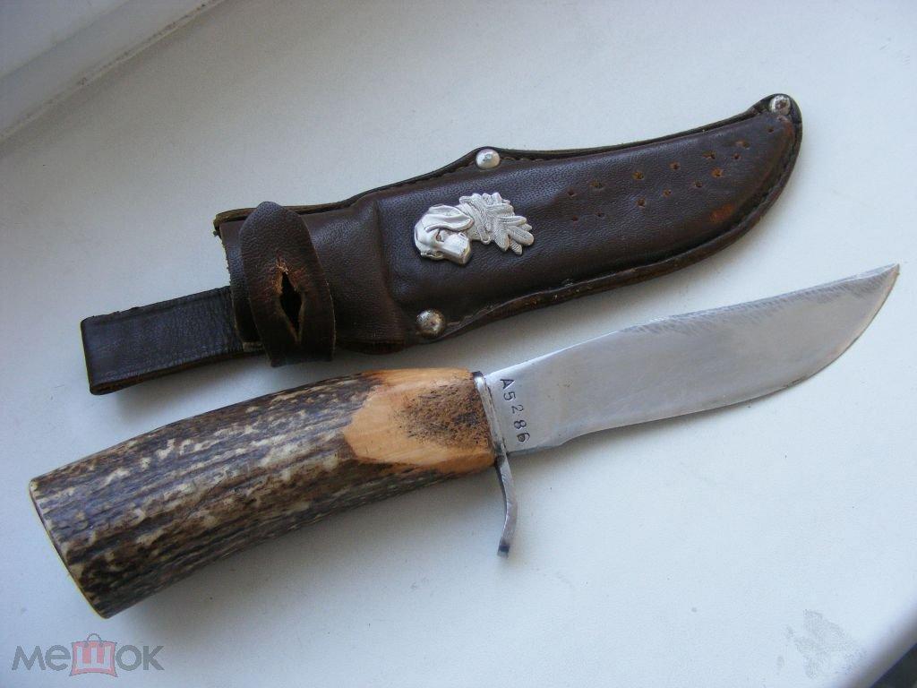 Охотничий номерной нож купить в москве ножи бокер