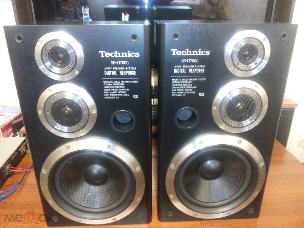Акустика Technics SB-D7000
