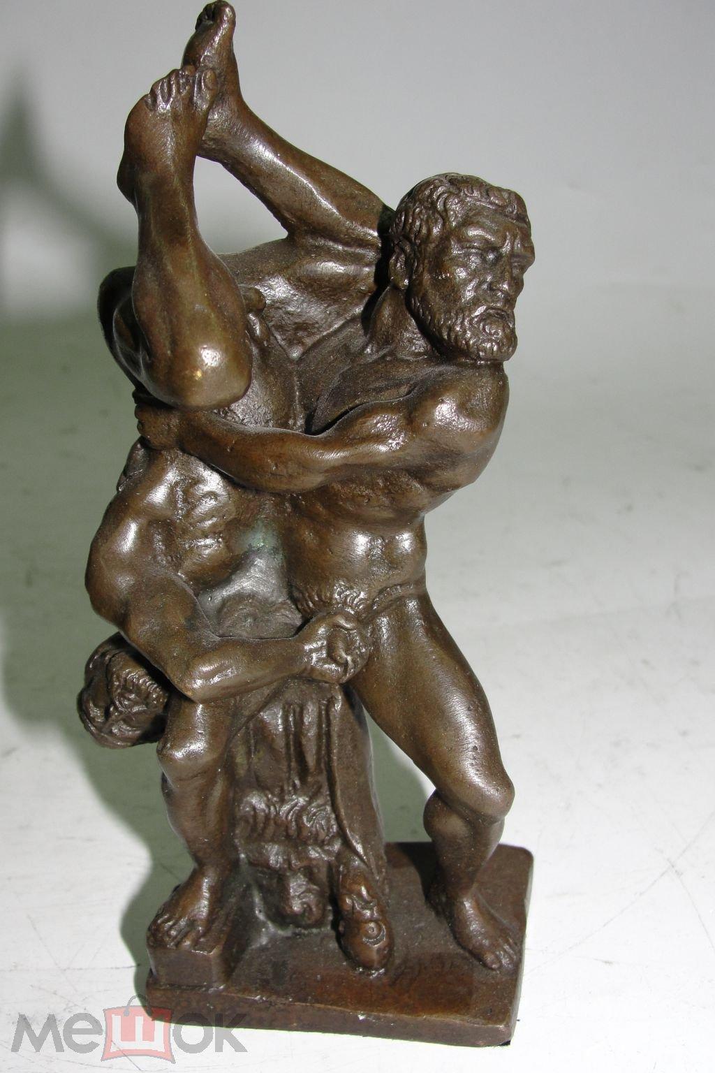 геракл и диомед статуя фото