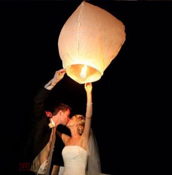 Китайские фонарики летающие своими руками