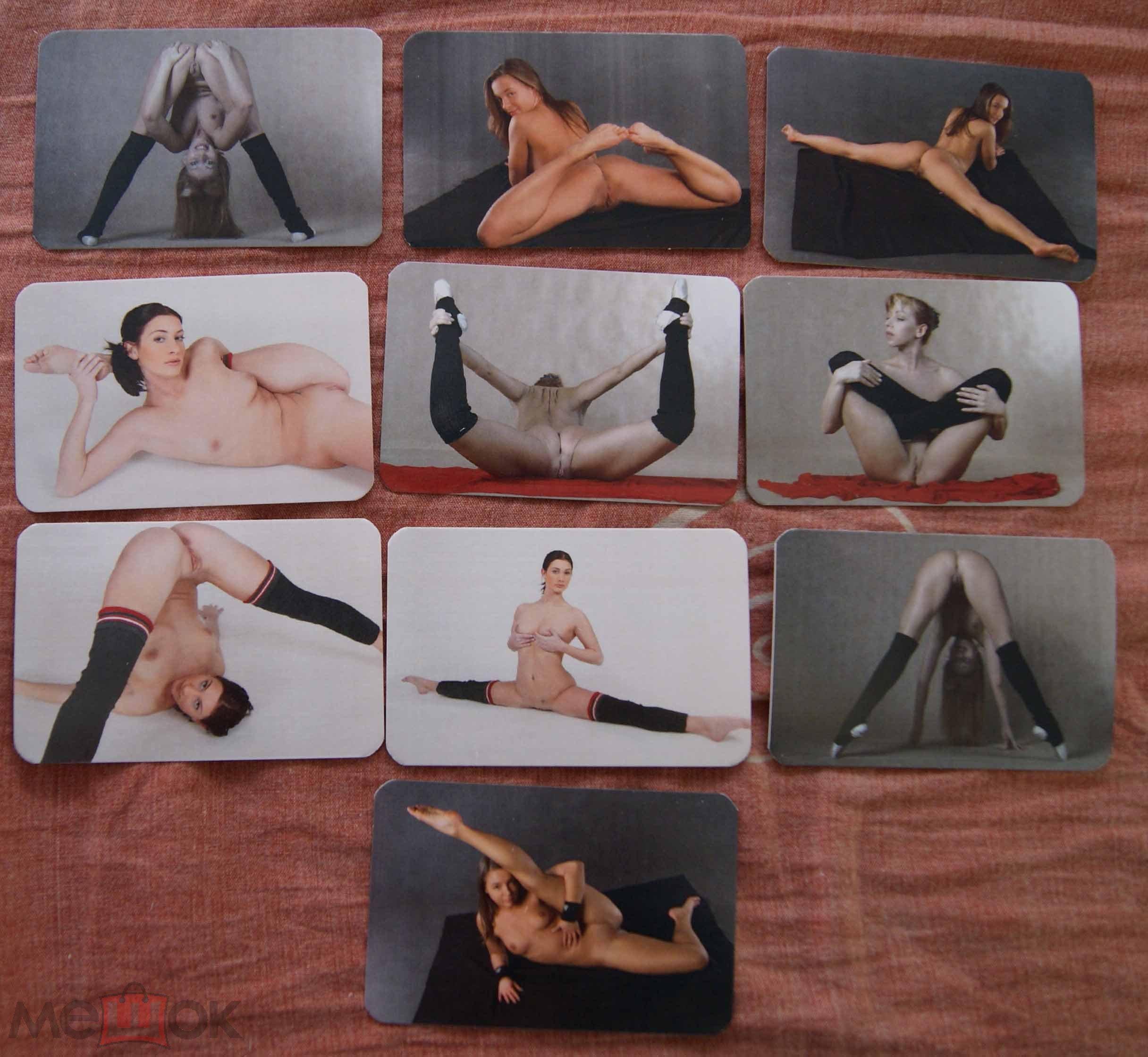 Эротическая гимнастика от двух девчонок 3 фотография