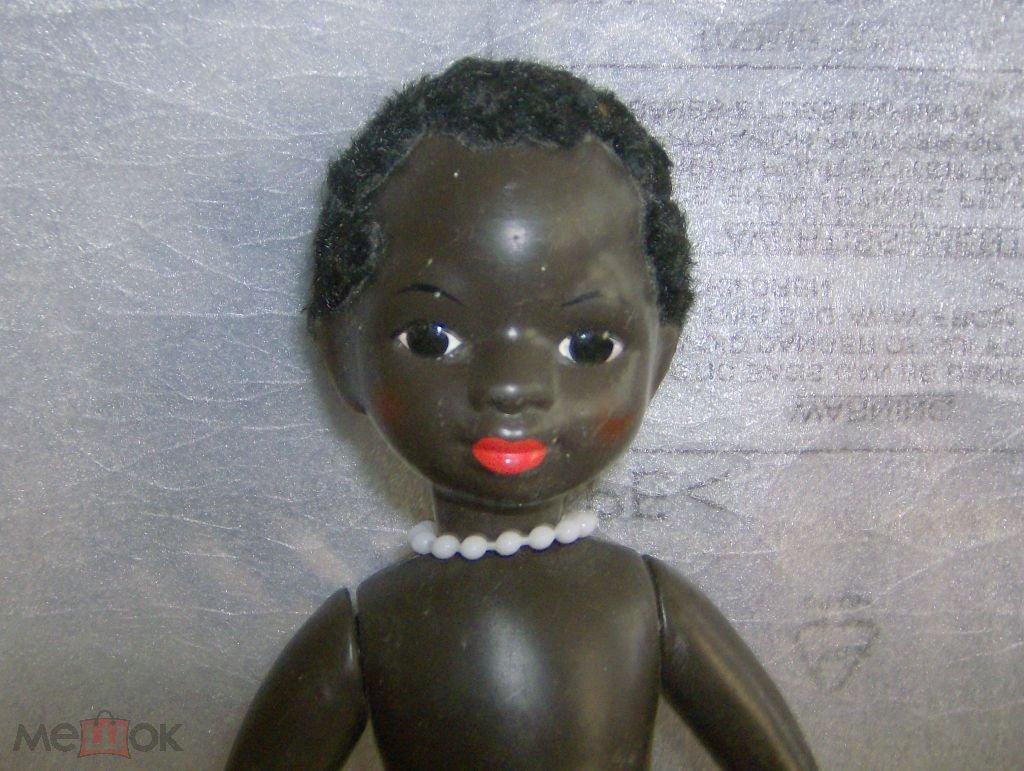 Куклы негритенок